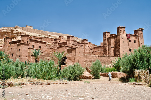 The Fort of Ait Benhaddou, Morocco