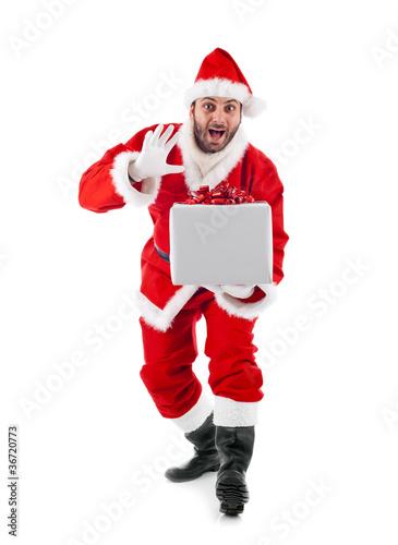 Fotografering  Sorpresa di Natale