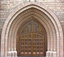 Main Church Entrance