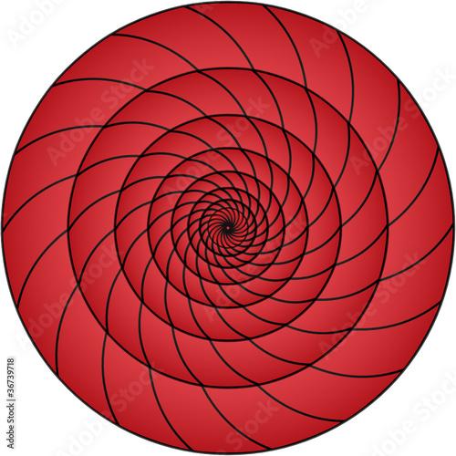 Poster Psychedelique Web Art Design Hypnosis Hypnose Psychedelique 100