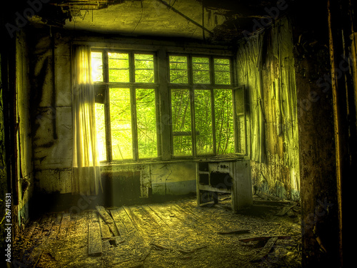 Poster Ruine the kitchen