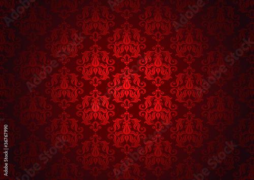 Slika na platnu Texture arabesque
