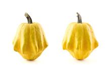 Decorative Yellow Gourd