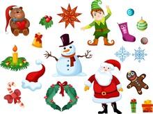 Christmas Eslement Set