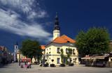 Fototapeta Miasto - zielona góra