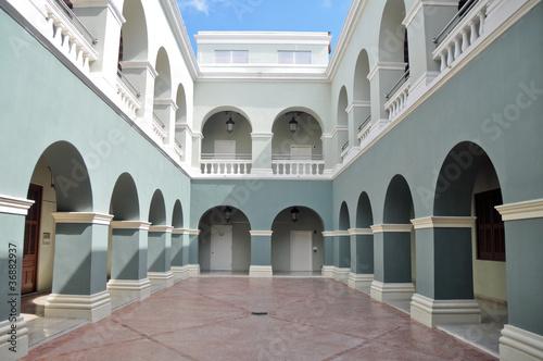 Ponce City Hall (Puerto Rico) Canvas Print