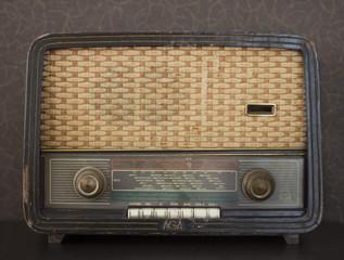 old vintafge radio