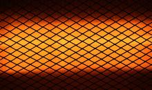 Electric Heater Closeup