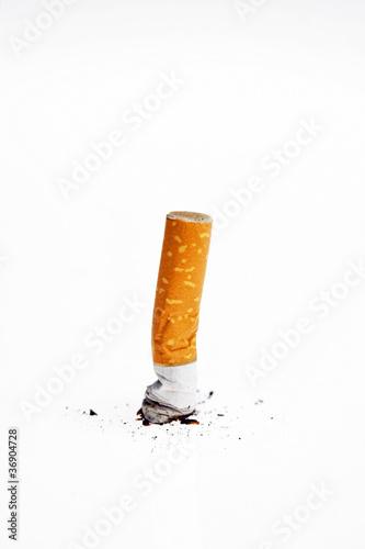Fotografie, Obraz  santé - la dernière cigarette