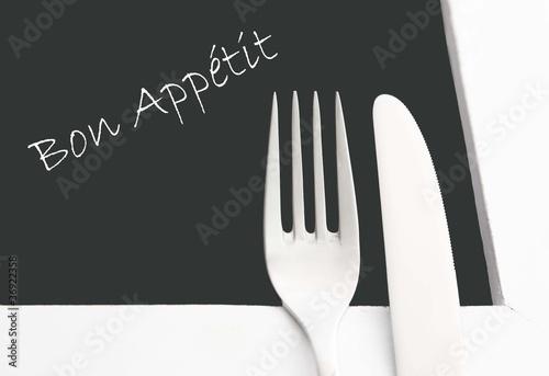 Fototapeta Bon Appétit