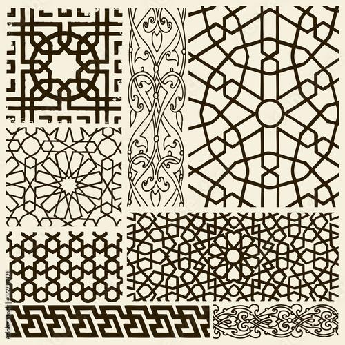 Fotografia  arabesque designs