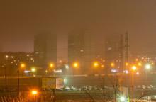 Foggy Night In Kyiv