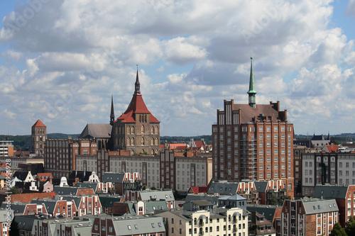 Fotografía  Rostock Panorama