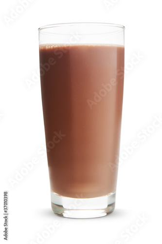 Chocolate milk Fototapeta