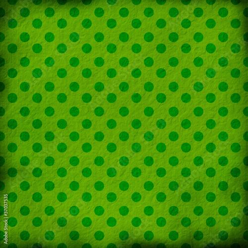 zielone-kropki-na-jasnozielonym-tle