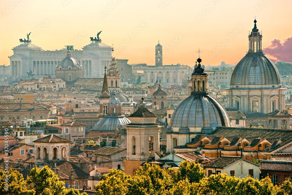 Fototapety, obrazy: Rzym, Włochy