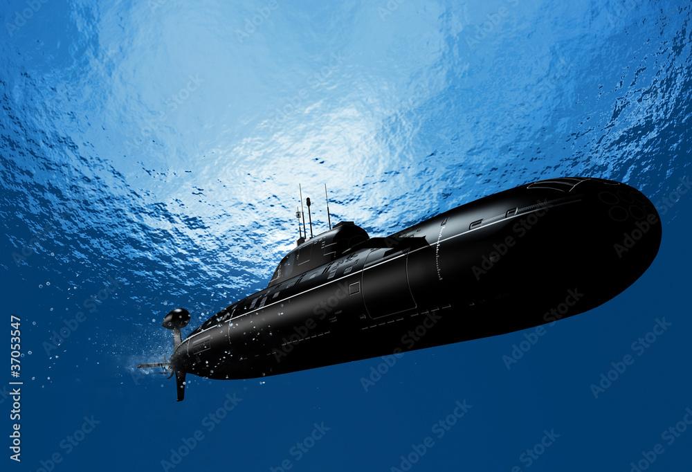 Photo  The military ship