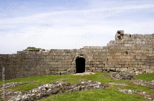 Fotografie, Obraz  Muralhas do castelo de Melgaço