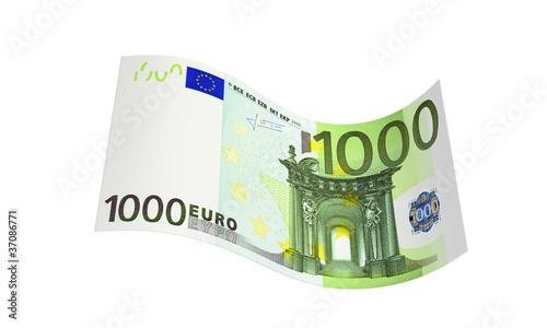 Fotografía  1000 Euro