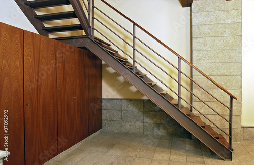 Wall Murals Stairs ESCALERA