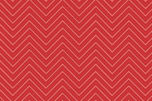 Trendy Chevron Patterned Background Red And Black