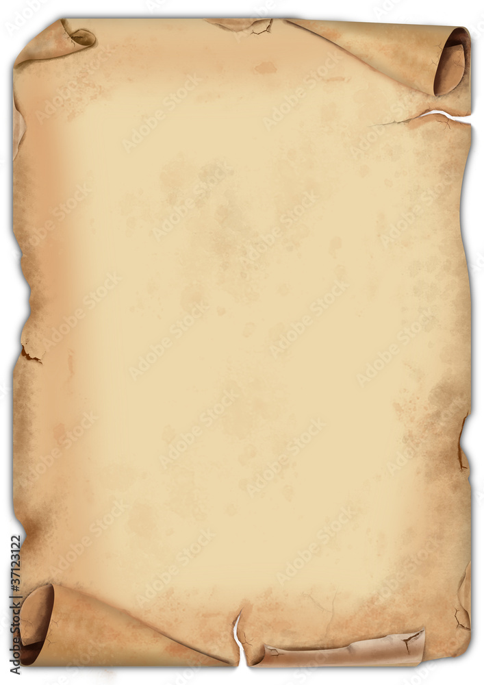 Fototapeta Old Paper