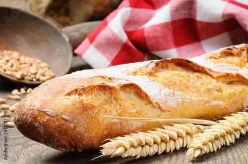 Valokuva  French baguette