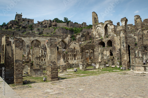 Photo  Golkonda Fort