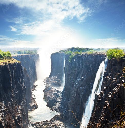 Wodospad Wiktorii
