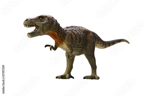 Plagát  tyrannosaurus-rex
