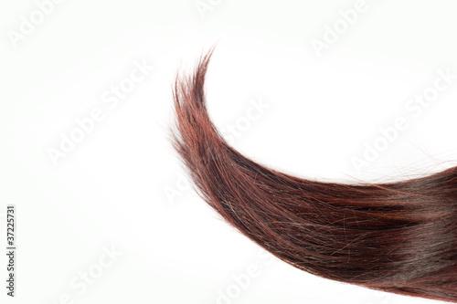 Valokuva  Ciocca capelli rossi
