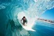 canvas print picture - Surfer