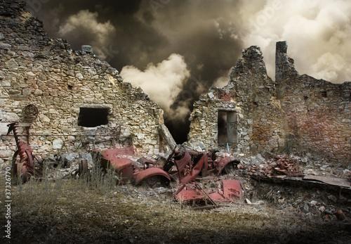 Poster Ruine rovine
