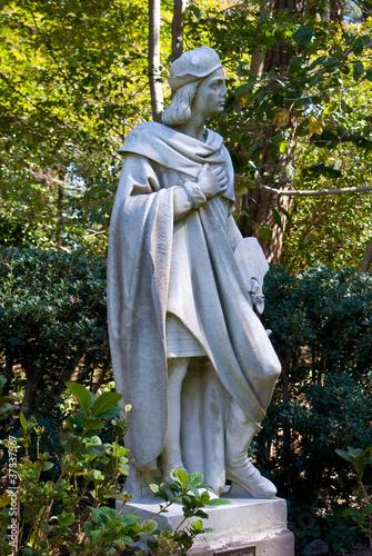 Photo  Statue