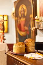Bread In Church
