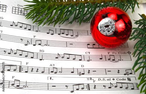 Valokuva  Weihnachtslieder