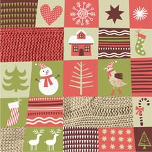 Christmas Background , Style O...