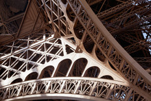 Eiffel Tower, Paris,detail