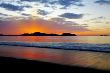 Sunset In Guanacaste