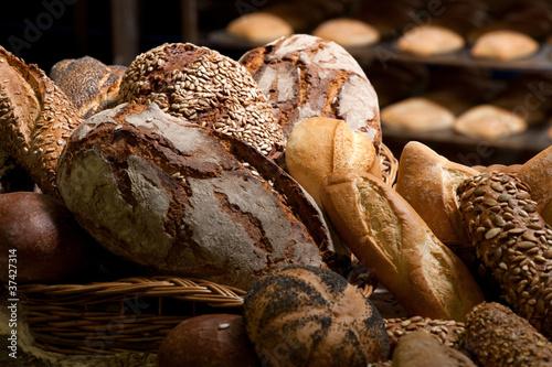 In de dag Bakkerij breadbasket