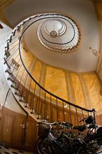 Parisian Spiral Staircase