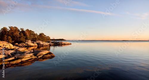 Photo Archipelago in Stockholm.