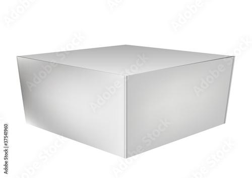 Canvas Piedistallo 3D