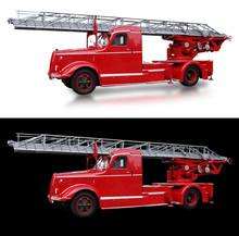 Old Italian Firetruck
