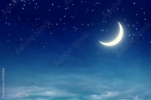 Photographie  Ciel nocturne