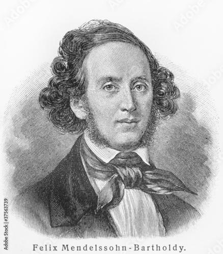 Fotografía Felix Mendelssohn