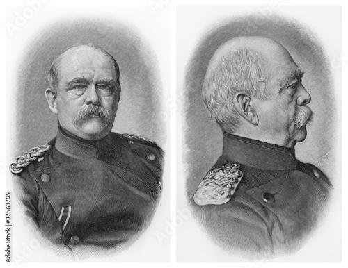 Fototapeta Otto Von Bismarck