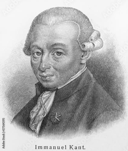 Immanuel Kant Wallpaper Mural