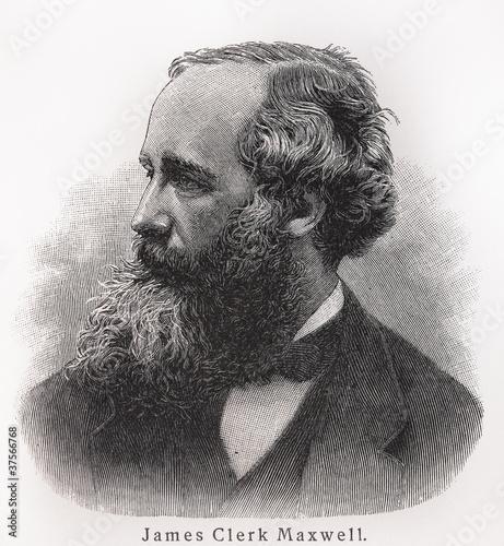 Photographie James Clerk Maxwell