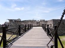 Castello San Marco In St Augustine Florida USA